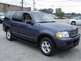 2003 Medium Wedgewood Blue Metallic Ford Explorer XLT 4x4 #33189336