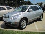 2010 Quicksilver Metallic Buick Enclave CXL #33189342