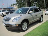 2011 Gold Mist Metallic Buick Enclave CX #33189343