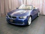 2007 Montego Blue Metallic BMW 3 Series 335i Convertible #33188909