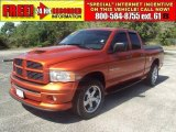 2005 Go ManGo! Dodge Ram 1500 SLT Daytona Quad Cab 4x4 #33189609