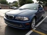 2002 Topaz Blue Metallic BMW 3 Series 330i Coupe #33189128