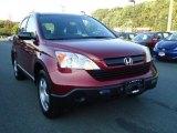 2009 Tango Red Pearl Honda CR-V LX 4WD #33189648