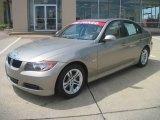 2008 Platinum Bronze Metallic BMW 3 Series 328i Sedan #33236649