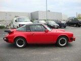 1981 Porsche 911 Guards Red