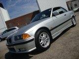 1999 Titanium Silver Metallic BMW 3 Series 328i Convertible #33236107