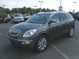 2011 Silver Green Metallic Buick Enclave CXL #33236961