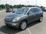 2011 Silver Green Metallic Buick Enclave CXL #33236962