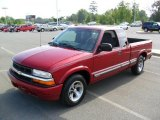 2000 Chevrolet S10 LS Extended Cab