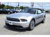 2011 Ingot Silver Metallic Ford Mustang GT/CS California Special Convertible #33236134