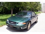 1999 Chrysler Sebring Forest Green Pearl