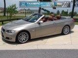 2007 Platinum Bronze Metallic BMW 3 Series 328i Convertible #33237042
