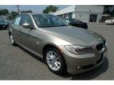 2010 Platinum Bronze Metallic BMW 3 Series 328i xDrive Sedan #33236237