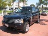 2007 Java Black Pearl Land Rover Range Rover HSE #33236242