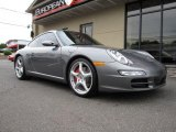 2008 Meteor Grey Metallic Porsche 911 Carrera S Coupe #33236245