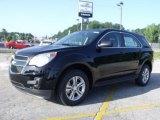 2010 Black Chevrolet Equinox LS #33236490