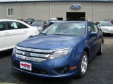 2010 Sport Blue Metallic Ford Fusion SE #33236267