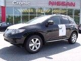 2010 Super Black Nissan Murano SL #33236500