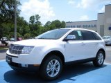 2010 White Platinum Tri-Coat Lincoln MKX FWD #33305507