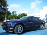 2011 Kona Blue Metallic Ford Mustang GT Premium Coupe #33305512