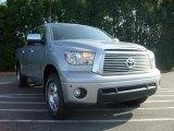 2010 Silver Sky Metallic Toyota Tundra Limited CrewMax 4x4 #33305772