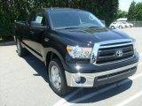 2010 Black Toyota Tundra TRD Double Cab 4x4 #33305776