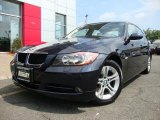 2008 Monaco Blue Metallic BMW 3 Series 328xi Sedan #33305684