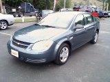 2007 Blue Granite Metallic Chevrolet Cobalt LS Sedan #33305423