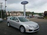 2010 Brilliant Silver Metallic Ford Fusion SE #33305540