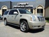 2007 Gold Mist Cadillac Escalade ESV AWD #33305751
