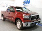 2007 Salsa Red Pearl Toyota Tundra SR5 TRD Double Cab 4x4 #33305759