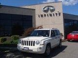 2007 Stone White Jeep Patriot Sport 4x4 #33328867