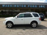2009 White Suede Ford Escape Limited V6 4WD #33328883