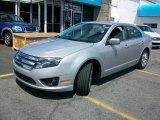 2010 Brilliant Silver Metallic Ford Fusion SE V6 #33328115