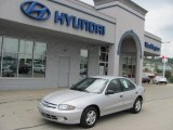 2003 Ultra Silver Metallic Chevrolet Cavalier Sedan #33328489