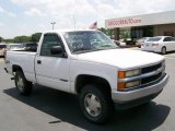 White Chevrolet C/K in 1994