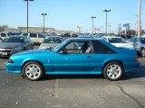 1993 Ford Mustang Reef Blue Metallic
