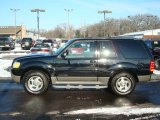 2001 Black Ford Explorer Sport 4x4 #3326473