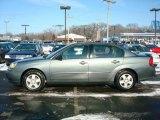 2005 Medium Gray Metallic Chevrolet Malibu LS V6 Sedan #3326477