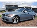 2007 Atlantic Blue Metallic BMW 3 Series 328i Sedan #33329006