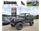 1989 Jeep Wrangler Black