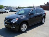 2010 Black Granite Metallic Chevrolet Equinox LT #33329374