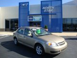 2007 Sandstone Metallic Chevrolet Cobalt LT Sedan #33328612