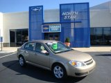 2007 Sandstone Metallic Chevrolet Cobalt LT Sedan #33328614