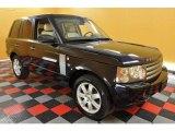 2006 Buckingham Blue Metallic Land Rover Range Rover HSE #33329031