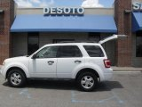 2009 Oxford White Ford Escape XLT #33328660