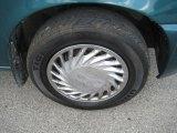 Geo Metro Wheels and Tires