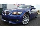 2007 Montego Blue Metallic BMW 3 Series 328xi Coupe #33328673