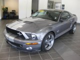 2007 Tungsten Grey Metallic Ford Mustang Shelby GT500 Coupe #33328325