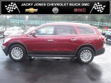 2011 Red Jewel Tintcoat Buick Enclave CXL AWD #33329105